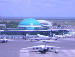 Airport of Astana