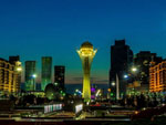 Bayterek, Astana