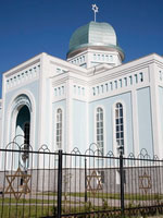 Religion in Astana