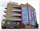 Caspian Hotel, Astana