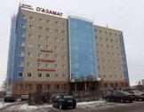 Гостиница О` Азамат, Астана