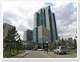 Ramada Plaza Hotel, Astana