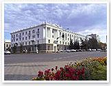 Гостиница Гранд Парк Есиль, Астана