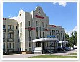 Гостиница Сункар, Астана