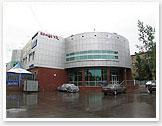 Гостиница Туркестан, Астана